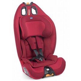 【紫貝殼●會員滿5000元再享95折】『GCG01-1』Chicco Gro-up123 成長型兒童汽車安全座椅 9~36kg 耀動紅【公司貨】