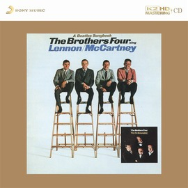 K2HD  THE BROTHERS FOUR SING LENNON MCCARTNE