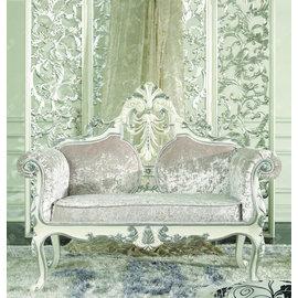 巴洛克歐式新古典沙發貴妃椅公主椅訂製通販部