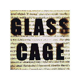 ^#00  CD Philip Glass   John Cage  Glass Cage