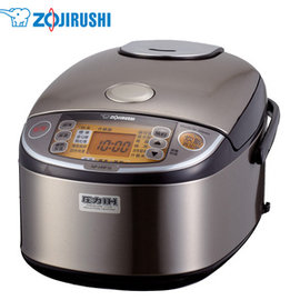 ZOJIRUSHI 象印日本原裝10人份3段壓力IH微電腦電子鍋 NP-HRF18 **免運費**