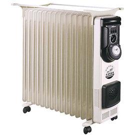 北方 NORTHERN 葉片式恆溫電暖器15葉片5段式電暖爐-NR-15ZL / NP-15ZL (220V)
