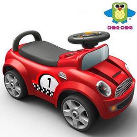 『SL16-1』CHING-CHING 親親 賽車造型學步車 紅色 (RT-536)