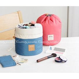 ~~化妝包三件組~韓系旅行收納包3件套組 束口包 整理包 收納袋 化妝品 彩妝用具 保養品