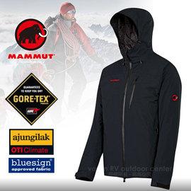 ~瑞士 MAMMUT 長毛象~男 Marangun Jacket Gore~tex 防水化