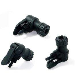 GIYO 打氣筒補修氣嘴轉接頭 美式法式共用聰明頭 GIYO 家庭式 美式 法式氣嘴雙用