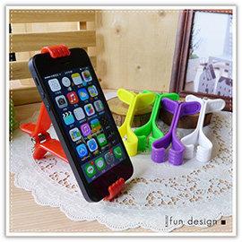 【winshop】A2259 夾式手機平板支架/夾子手機架/手機支撐架/多功能手機架/平板電腦/ipad iphone 6plus