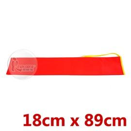探險家戶外用品㊣BG0701R 營柱收納袋 (紅) 18*89CM 工具袋 裝備袋 攜行袋 萬用袋 收營釘 營繩 配件