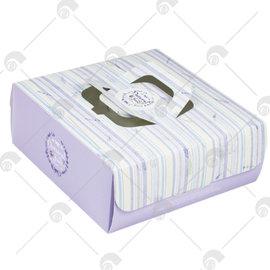 【艾佳】甜蜜氛圍餅乾盒(含提袋)/組
