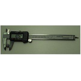 ^~郵購俗^~電子 顯示不鏽鋼游標卡尺 0~150mm