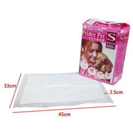 沛金頓Prince Pet~S ^(33^~45cm^)100片 包 ~╱狗尿布╱生理褲╱