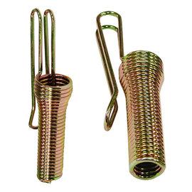 鉛線鉤架★金屬線材綑綁配件