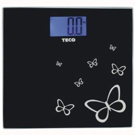TECO 東元 藍光時尚電子體重計 XYFWT486