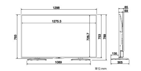 sharp 夏普 58吋 4k高画质液晶电视 lc-58u35mt 《 欢迎来电洽询 有更