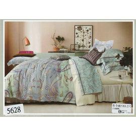 TENCEL天絲尊爵世代七件式鋪棉床罩組 60支棉  製