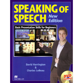 Speaking of Speech  with DVD