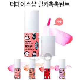 韓國THE FACE SHOP 奶油甜心乳唇露^(4ml^) 多色~美麗販售機~