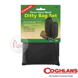 探險家戶外用品㊣9869 加拿大coghlan's 網狀收納袋 裝備袋 收納袋 露營攜型袋 露營攜型袋