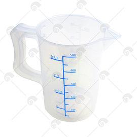 【艾佳】SN4702-塑膠量杯(500cc)/個