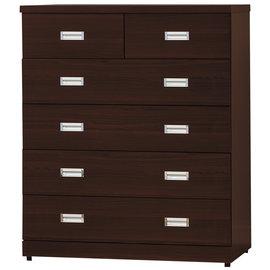 【 屋】 G16 凱特3.3尺胡桃色五斗櫃G16-113-1 免 免組裝 櫥櫃•辦公桌椅•