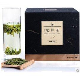 八馬茶業 特級明前龍井綠茶 高檔 茶葉 龍井綠茶 250g