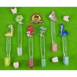 FunBrush【趣刷】兒童造型牙刷大眼小恐龍系列