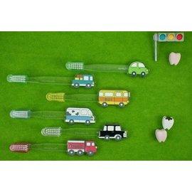 FunBrush【趣刷】兒童造型牙刷OH!MY CAR系列