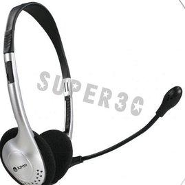 KINYO EM~88 頭戴式耳機麥克風 軟管式麥克風 線控音量 輕鬆入手