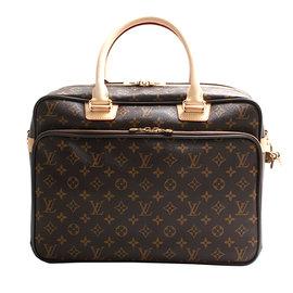 Louis Vuitton LV M23252 ICARE 花紋附背帶手提多 包 價 69