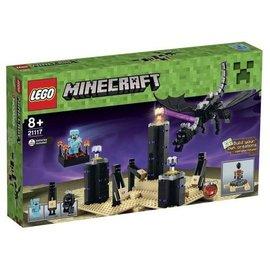 樂高LEGO Minecraft Micro World 當個創世神系列 The Ende