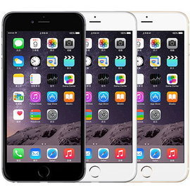優惠價!APPLE 蘋果 IPHONE 6 PLUS 6+ 5.5吋 16G 金 銀 灰 台灣公司貨