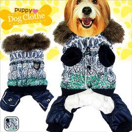 民族風泡泡棉寵物裝E118-A82(寵物服.寵物衣.寵物衣服寵物服裝.小狗衣服貓衣服.寵物用品.推薦哪裡買)