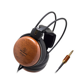 My Ear 台中耳機   鐵三角 ATH~W1000Z 木殼耳罩式耳機   W1000