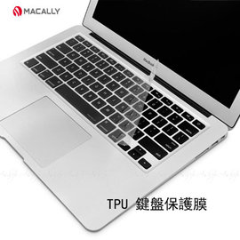 ~APIS~Macally TPU鍵盤保護膜 Macbook Air13 Pro Reti