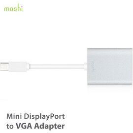 【A Shop 高雄店】 Moshi Mini DisplayPort to VGA 轉接線