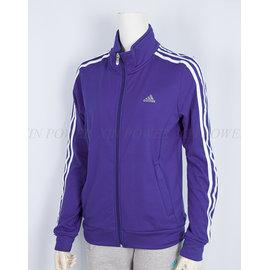 Adidas 女基本款 針織 保暖 刷毛 運動 外套 (M66578)