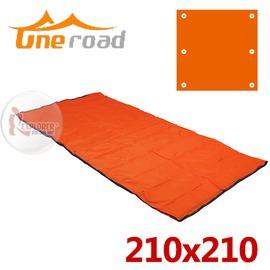 探險家戶外用品㊣ZA35 一路ONEROAD防水地墊 (210*210) 防潮地布防潮墊帳篷地墊帳棚地布帳蓬外墊