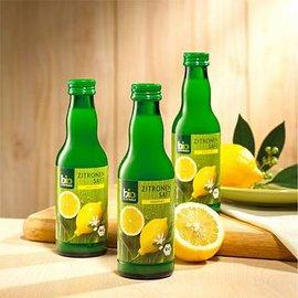 智慧有機體 德國BZ有機檸檬汁 原汁含有率100%  200ml 瓶