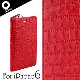 yardiX代理【韓國潮牌Gaze Ruby Croco iPhone 6(