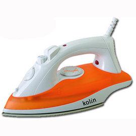 Kolin歌林 陶瓷底板蒸氣電熨斗 AS-R09P =乾 燙、噴水、蒸氣、強蒸氣多功能 =
