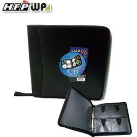 HFPWP CD拉鍊包  96片  CD805 光碟收納包 CD收納包