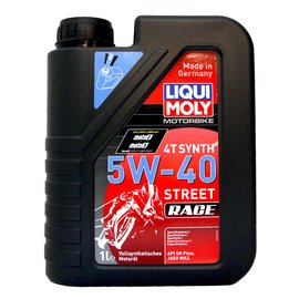 ~愛油購機油 On~line~LIQUI MOLY 4T Street Race 5W40