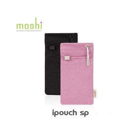 ~A Shop 高雄店~ Moshi iPouch SP 超細纖維保護套~ 黑 粉 HTC