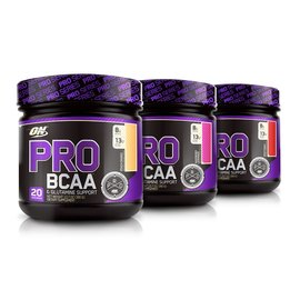 Optimum Nutrition PRO BCAA  Glutamine Support