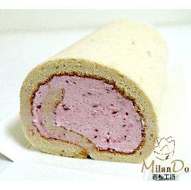 台南Milando ~ 覆盆子捲心蛋糕