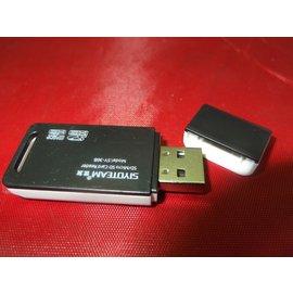 SD / MircoUSB 二合一高速記憶卡讀卡機 ☆免轉卡支援多達20款記憶卡