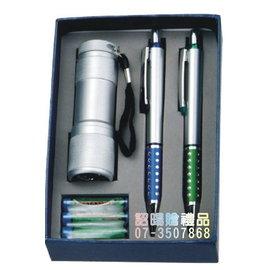 ^~詔暘禮贈品^~ ~ T08綜合 類~ 組~AE49 鑽石筆 九燈超亮手電筒×1組  ^