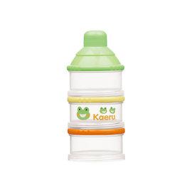 kaeru哈皮蛙 不易漏三層奶粉盒