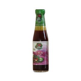 金椿茶油工坊 茶油紫蘇梅和風醬 265g 瓶