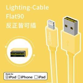 (亞果元素)iPhone ipad 傳輸線 手機 平板充電線 Lightning~Cabl